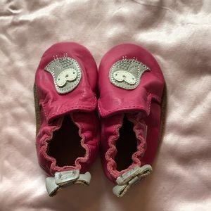 Robeez soft soles 0-6 months!